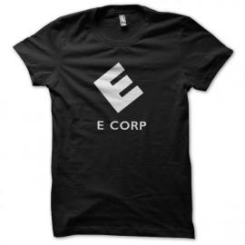 tee shirt evil corp noir