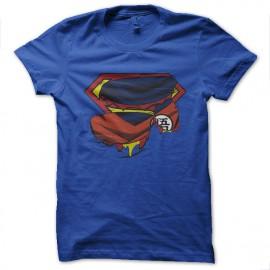 camisa azul de Super Goku