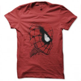 spiderman red shirt