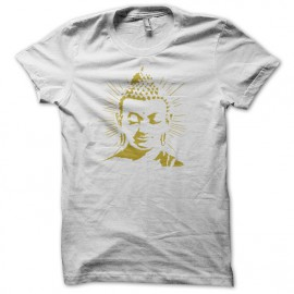 white tee shirt Buddha