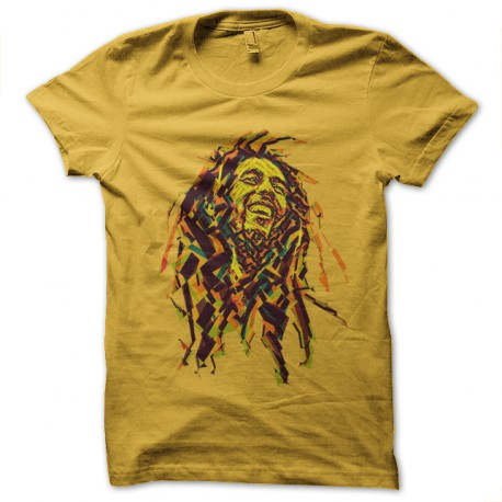 Bob Marley camisa amarilla