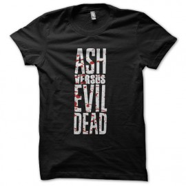 shirt black ash vs evil dead
