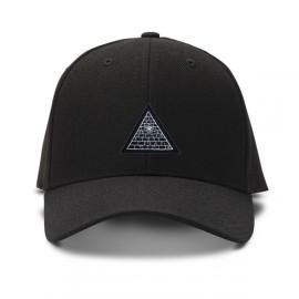 casquette illuminatis noire