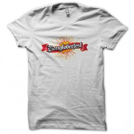 Tee Shirt HIMYM Bangtoberfest blanc