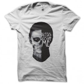 shirt american horror story scary white