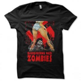 chupadores de sangre de la camisa negro zombis nazis