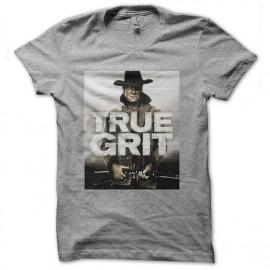 shirt John Wayne true grit gray