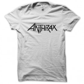 Anthrax white shirt