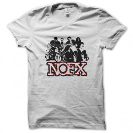 medicamentos camisa nofx son buenas blanco