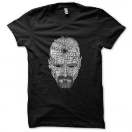 breaking bad t shirt noir