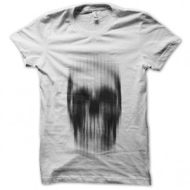 tee shirt the shock blanc