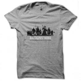 Baggins'nine gray shirt
