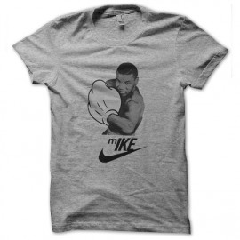 Mike gray shirt
