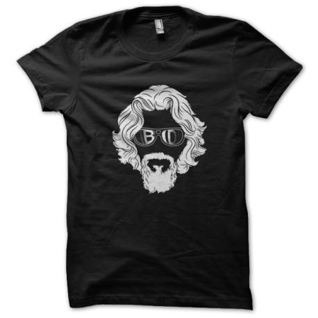 black tee shirt Abide