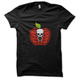 manzana t negro camisa Cobba