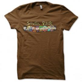 parque del sur camisa marrón