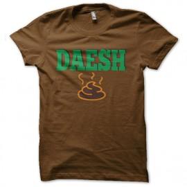 caca camisa marrón daesh