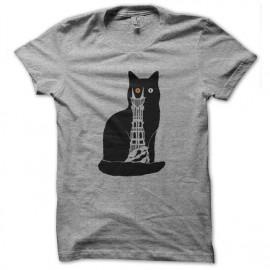 camisa de gato gris Sauron mordor