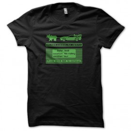 shirt delorean flux capacitor black broken