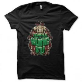 shirt Temple bruce lee black