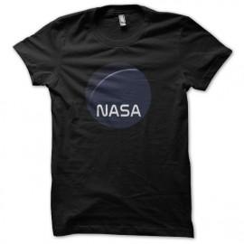 tee shirt nasa special noir