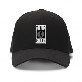 casquette X-files noire