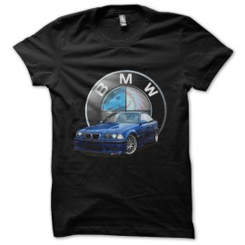 tee shirt m3 e36 estoril noir
