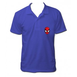 polo spiderman original brodé