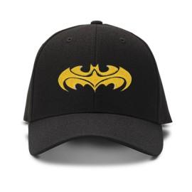 casquette batman vintage brodé