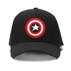 casquette captain america brodée