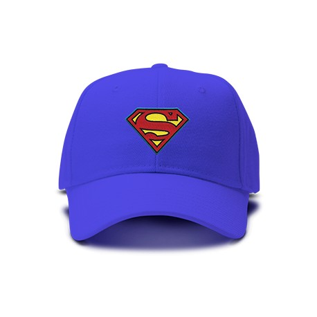 casquette superman classic brodée