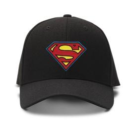 casquette superman classique brodée