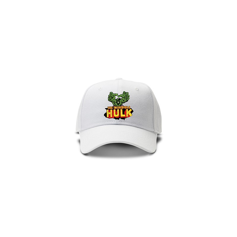 e1f3a58288170 captain cap embroidered incredible hulk