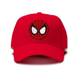 casquette spiderman brodée