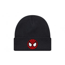 Bonnet spiderman de couleur noir