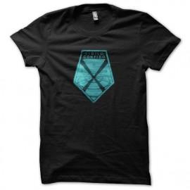 tee shirt x com vigilo confido noir