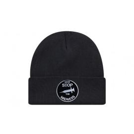 Bonnet madness de couleur noir
