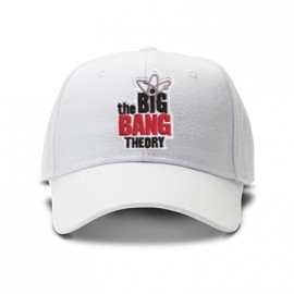 casquette big bang theory brodée