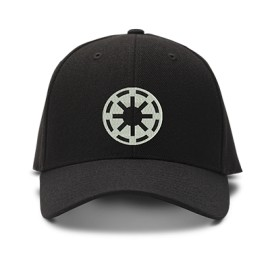 casquette empire blason star wars brodée