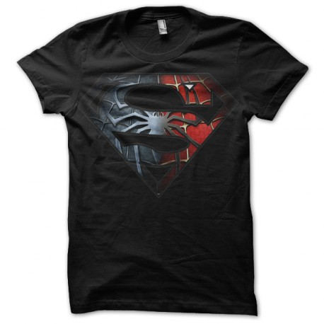 Shirt Spider man