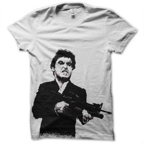 tee shirt scarface tony montanan giant