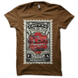 t-shirt ferrari coffee collection