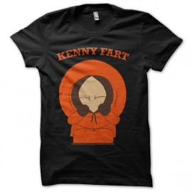 kenny wax south park t-shirt