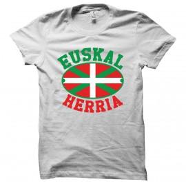 tee shirt Euskal Herria