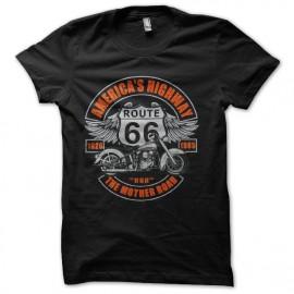 tee shirt route 66 rare