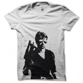 tee shirt cobra stallone
