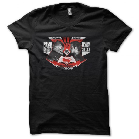 batman vs superman the ultimate fight t-shirt