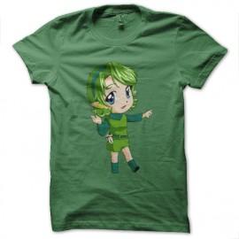 tee shirt zelda hentai vert