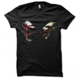 joker vs. alien t-shirt
