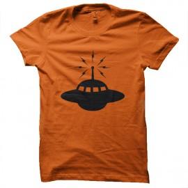 tee shirt ovni telecommunication